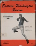 Eastern Washington Review, Autumn 1947 by Eastern Washington College of Education