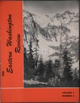 Eastern Washington Review, Winter 1948 by Eastern Washington College of Education