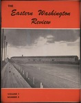 Eastern Washington Review, Spring 1948 by Eastern Washington College of Education