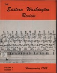Eastern Washington Review, Autumn 1948 by Eastern Washington College of Education