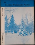 Eastern Washington Review, Winter 1950