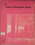 Eastern Washington Review, Summer 1950 by Eastern Washington College of Education