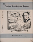Eastern Washington Review, Winter 1951 by Eastern Washington College of Education