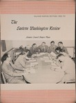Eastern Washington Review, Spring 1953 by Eastern Washington College of Education