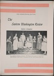 Eastern Washington Review, Fall 1953 by Eastern Washington College of Education
