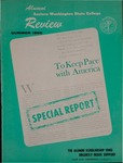 Eastern Washington Review, Summer 1966 by Eastern Washington State College
