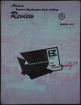 Eastern Washington Review, Winter 1967 by Eastern Washington State College