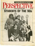Perspective, Vol. 1 No. 1, Fall 1989 by Eastern Washington University. Division of University Relations.