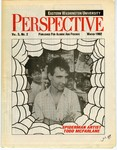 Perspective, Vol. 3 No. 2, Winter 1992 by Eastern Washington University. Division of University Relations.
