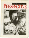 Perspective, Vol. 3 No. 3, Spring/Summer 1992 by Eastern Washington University. Division of University Relations.