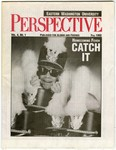 Perspective, Vol. 4 No. 1, Fall 1992 by Eastern Washington University. Division of University Relations.