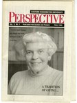 Perspective, Vol. 5 No. 1, Fall 1993 by Eastern Washington University. Division of University Relations.