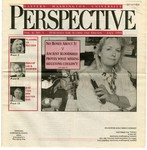 Perspective, Vol. 6 No. 1, Fall 1994 by Eastern Washington University. Division of University Relations.