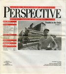 Perspective, Vol. 8 No. 1, Fall 1996 by Eastern Washington University. Division of University Relations.
