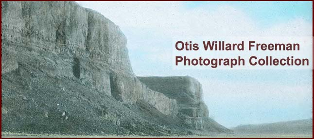 Otis Willard Freeman Photograph Collection