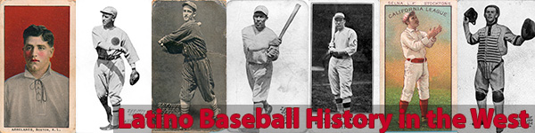 Latino Baseball History in the West