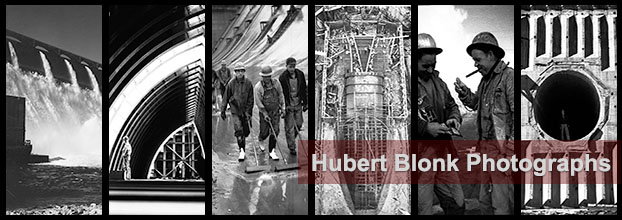 Hubert Blonk Photographs of Grand Coulee Dam