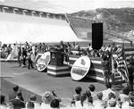 Watt, James G. at Third Power Plant Dedication by U.S. Bureau of Reclamation