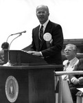 Watt, James G. at the Third Power House Dedication by U.S. Bureau of Reclamation
