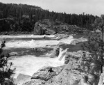 Kettle Falls by Unknown