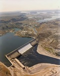 Grand Coulee Dam - Aerial View by U.S. Bureau of Reclamation