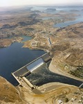 Grand Coulee Dam - Aerial View. by U.S. Bureau of Reclamation and H. S. Holmes