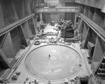 Generator Unit G-19 by U.S. Bureau of Reclamation