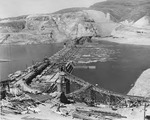 Grand Coulee Dam Construction by U.S. Bureau of Reclamation
