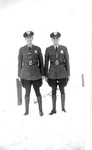 Holl and Amans, Washington State Patrol Troopers