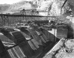 Spillway and Powerhouse by U.S. Bureau of Reclamation
