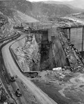 Pumping Plant at Grand Coulee Dam by U.S. Bureau of Reclamation