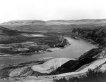 Grand Coulee Dam Site by U.S. Bureau of Reclamation