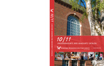Graduate and Undergraduate Catalog, 2010-2011