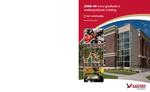 Graduate and Undergraduate Catalog, 2008-2009 by Eastern Washington University and Washington State Library. Electronic State Publications
