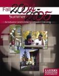 Graduate and Undergraduate Catalog, 2004-2005 by Eastern Washington University and Washington State Library. Electronic State Publications