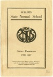 Catalog Number, State Normal School, Cheney, Washington, 1926-1927 by State Normal School (Cheney, Wash.)