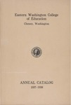 Eastern Washington College of Education, Cheney, Washington, annual catalog, 1937-1938