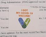 Vaccination story by Steven Bingo