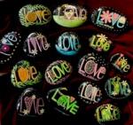Love rocks by Diana LeBlanc