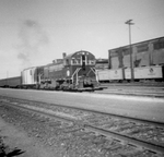 GN ALCO S-2 switcher No. 6 at Hillyard by Michael J. Denuty