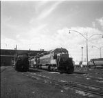 GN SD-45s and SP&S Alcos at Hillyard