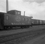 SP&S caboose 855