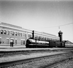 GN Train 4 at Great Falls, Montana