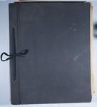 Ellen H. Richards Club scrapbook front cover by Nancy Kate Broadnax Philips
