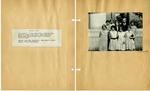 Ellen H. Richards Club scrapbook page 6-7 by Nancy Kate Broadnax Philips