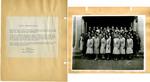 Ellen H. Richards Club scrapbook page 8-9 by Nancy Kate Broadnax Philips