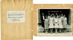 Ellen H. Richards Club scrapbook page 12-13 by Nancy Kate Broadnax Philips