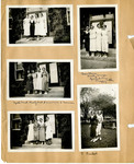 Ellen H. Richards Club scrapbook page 30