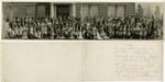 Ellen H. Richards Club scrapbook panorama by Nancy Kate Broadnax Philips