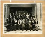 Ellen H. Richards Club scrapbook page 31 by Nancy Kate Broadnax Philips